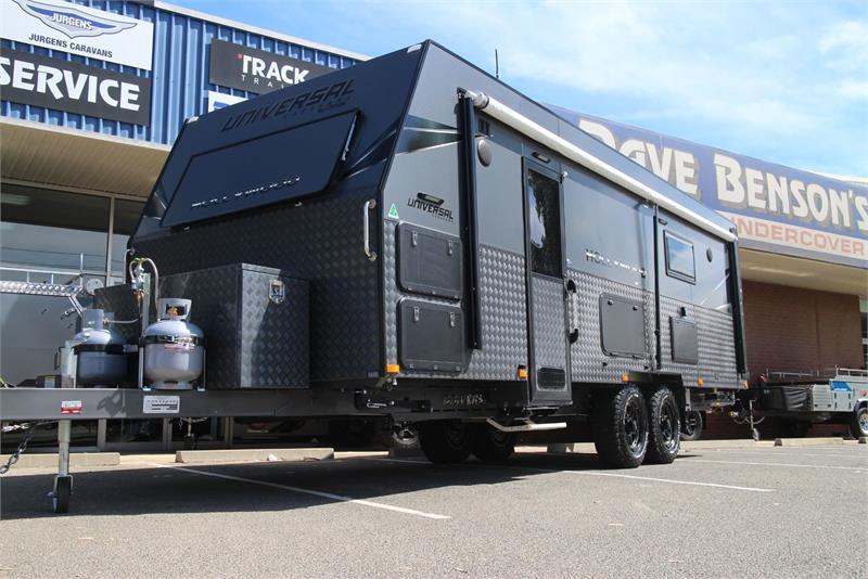 Dave Benson Caravans