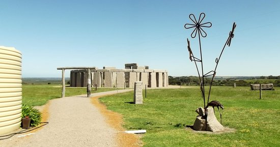 Stonehenge Replica Esperance Bay WA