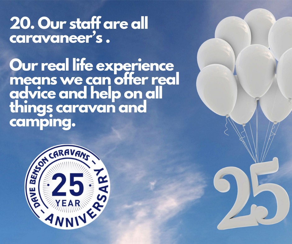 Our Staff Love Caravning & Camping