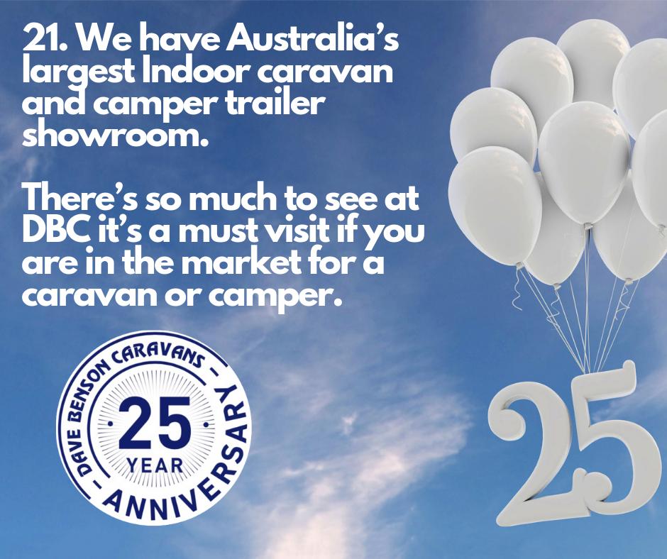 Australia's largest Indoor Caravan Showroom