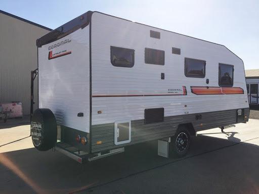 Used Coromal Appeal Dave Benson Caravans
