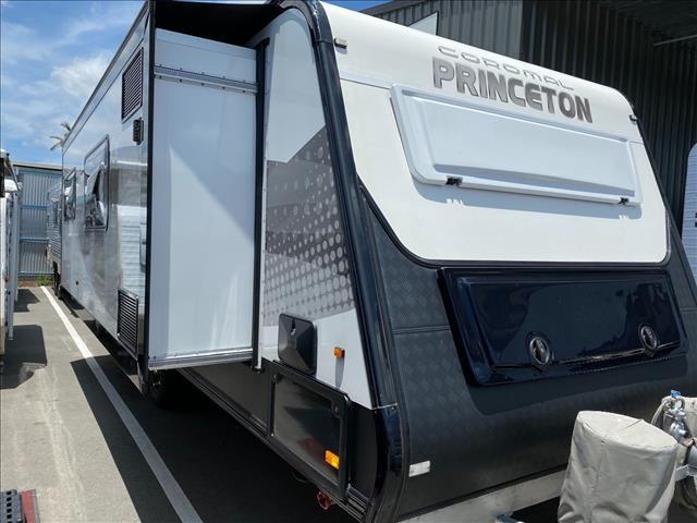 Used Coromal Princeton Dave Benson Caravans